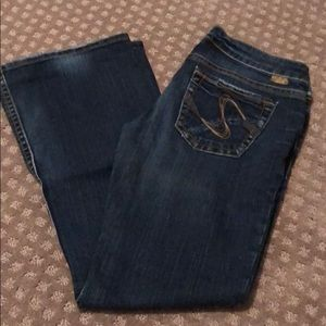 Silver Jeans 29/31